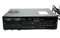 Uher Cr 1600 Cr1600 Professional Stereo Cassette Player Very Rare /dhl 5-15 Days