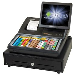 Sam4 Sap-630ft Android Pos Cash Register New W/1st Yr. Sam4pos / Free Shipping