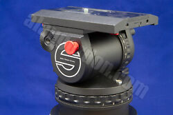 Refurbished Sachtler Fluid Head Video 25 With Mitchell Base Rebuilt And Repai...