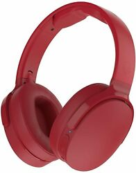 Skullcandy Hesh 3 Red Wireless Headset Noise Isolating Over Ear Headset With Mic