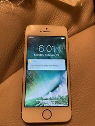 Apple Iphone 5s - 16gb - Gold Unlocked A1533 Gsm - Used Beautiful Cosmetics