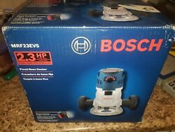 Bosch Mrf23evs Fixed Base Router 2.3hp 120v Sealed Free Shipping