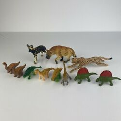 Lot Of Animal And Dinosaurs Safari Ltd