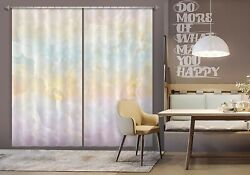 3d Colored Marble Zhua1783 Blockout Photo Curtain Fabric Window Zoe