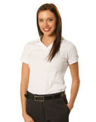 5 Of Ps34a Victory Polyester Ladies Polo Shirt