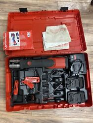 Rothenberger Romax 4000 Press Tool