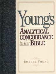 Young's Analytical Concordance Value Price