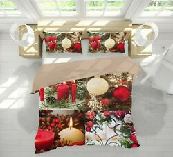 3d Red Candle A066 Bed Pillowcases Quilt Duvet Cover Assaf Frank Zoe