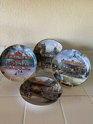 Carousel Excitement By Sandi Lebron Set Of 4