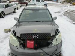 Differential Carrier Rear Axle Awd Fits 03-06 Matrix 308959