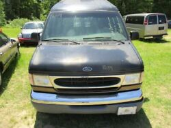 Driver Quarter Glass Front Privacy Tint Fits 98-14 Ford E150 Van 297281