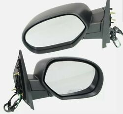 Scitoo Tow Mirrors Left And Right Side Fit For Chevy Gmc 2003-2007