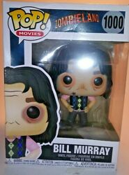 Funko Pop Movies Zombieland Bill Murray Limited Chase Edition New