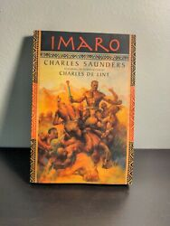 Imaro By Charles Saunders - Stated 1st Night Shade Edition 2006 Paperback