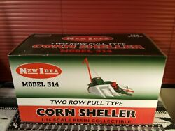 N I 314 Two Row Corn Sheller 1/16 Resin Farm Implement Replica By Speccast