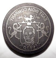 1910 Antique East India Company Seal Stamp Georg Iv Sv Kaisa Seal Original Old