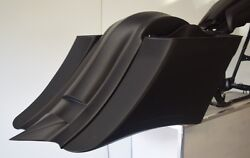 Touring Harley Davidson Stretched Saddlebags And Rear Fender Bags Bagger 1997-08