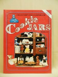 Collector's Encyclopedia Of Cookie Jars Book Ii, 1994 Hardcover W/updated Values