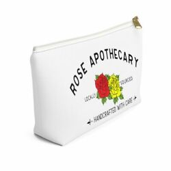 Schitts Creek Accessory Pouch Makeup Bags Cosmetic Bag $17.11