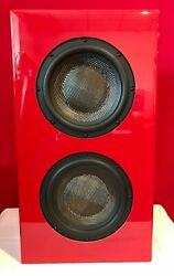 Totem Acoustic Tribe Sub Double 8 Design with Amplifier $1600.00
