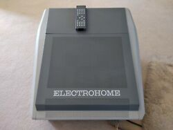Home Theater Projector ELECTROHOME MARQUEE 8500. Perfect condition