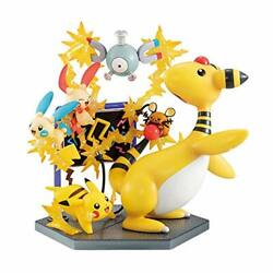 G.e.m.ex Series Pokemon Electric Type Electric Power Figure New From Japan