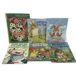Childrenand039s Picture Books About Easter Set Of 6 Pre-owned Paperbacks -s1k/a