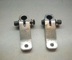 2004 Polaris Edge 550 Trail Touring Left And Right Aluminum Steering Arms