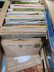 Variety Of Post Cards Lot 4115