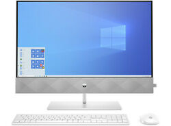 Hp All-in-one-pc 27 Zoll 4k Uhd Display Alles-in-einem Ssd Aio Intel Core I7 Gtx