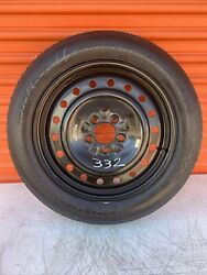 05-19 Chrysler 300 Dodge Magnum Charger Compact Spare Tire Rim Wheel 135/90/17