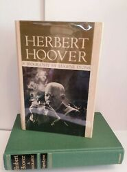 Herbert Hoover, A Biography - Eugene Lyons. 1964- Doubleday And Company, Inc