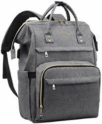 Laptop Backpack for Women Fashion Travel Bags Business Computer Purse Work Bag w $42.90