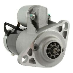 Starter For Ford Tractor 1710 1715 1720 1725 1925 M1t66081 410-48049