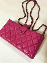 Chanel Bag Authentic Pink $3000.00