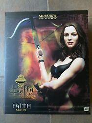 Buffy The Vampire Slayer - Faith Sideshow Exclusive Collectors Edition Statue