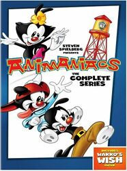 Steven Spielberg Presents Animaniacs The Complete Series Dvd
