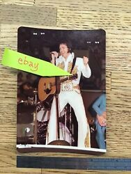 Elvis Presley 1977 Photo Picture - On Stage Mobile Alabama Ep2.14