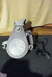 Mcelroy Model Pitbull 26 Electric Facer Shaver Cutter Only