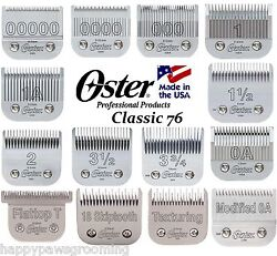 Oster Cryogenx Clipper Detachable Bladefit 76turbo 11197model One10octane