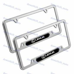 2pcs Stainless Steel