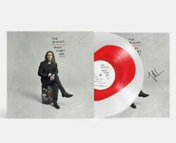 Tim Minchin - Apart Together - New Ultra Clear/red Vinyl Signed Print Limited Ed