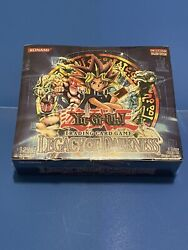 Yu-gi-oh Legacy Of Darkness Booster Box 24 Packs Factory Sealed