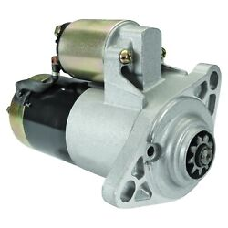 New Starter Fits Ford Tractor 1710 1715 1720