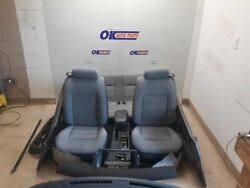 1992 Ford Mustang Lx Convertible Oem Complete Interior Seats Dash Trim Panels Fb