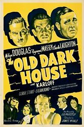 The Old Dark House Universal R 1939 Usa One Sheet 27 X 41