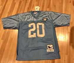 Barry Sanders Detroit Lions 1994 Authentic Throwback Jersey