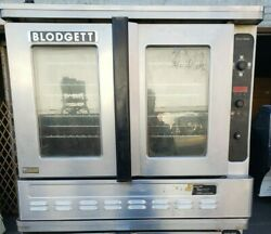 Blodgett Dfg-100 Single Stack Convection Oven Natural Gas 83