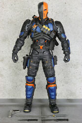 Dc Collectibles Arrow Cw Tv Series Deathstroke Complete Figure 2015