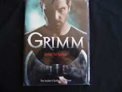 Grimm Below The The Surface Softcover Novel B14 Tv Show
